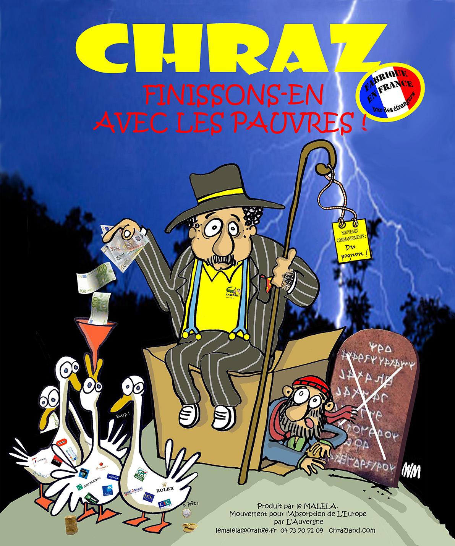 Affiche Chraz