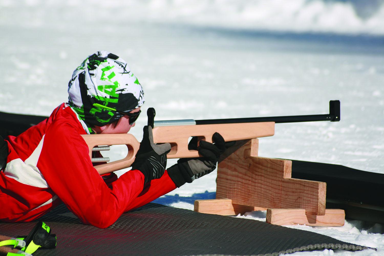 Biathlon Col de Porte Chartreuse