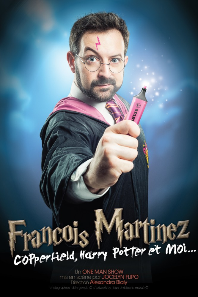 Francois martinez one man show
