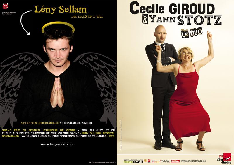 Sellam / Giroud et Stotz - Zygomatic Festival