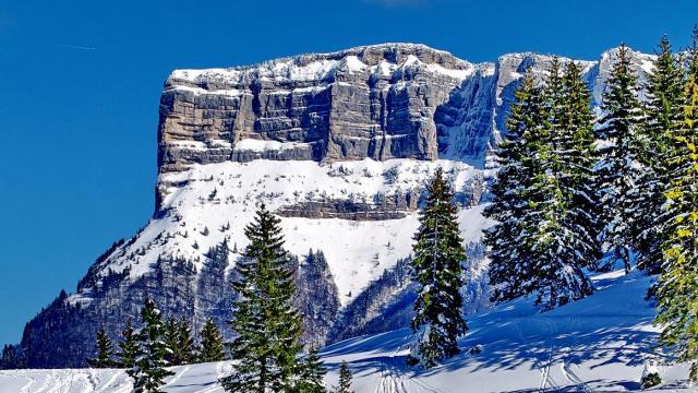 Ski Fond Cluse Desert Entremont