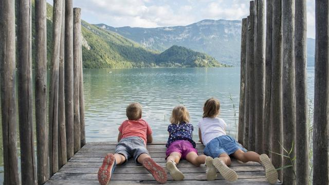 Le Lac D'aigueblette
