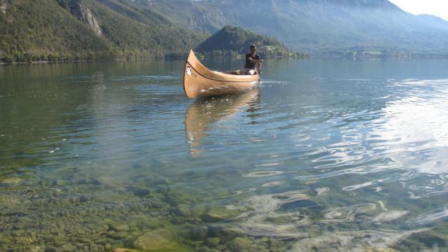 Lac D'aiguebelette En Chartreuse