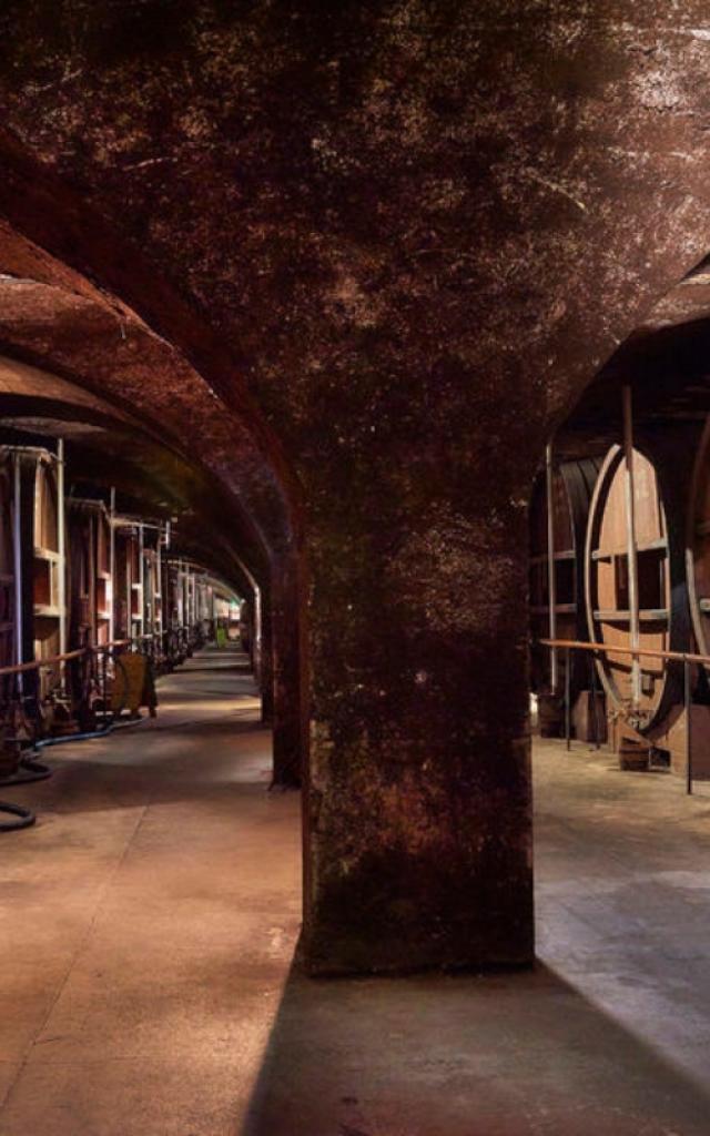 Caves Liqueur Chartreuse Moines Chartreux