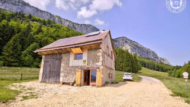 Chalet Alpage Les Plaines