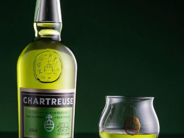 Liqueur Chartreuse
