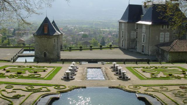 Châteaux Et Jardins Du Touvet Visite Chartreuse