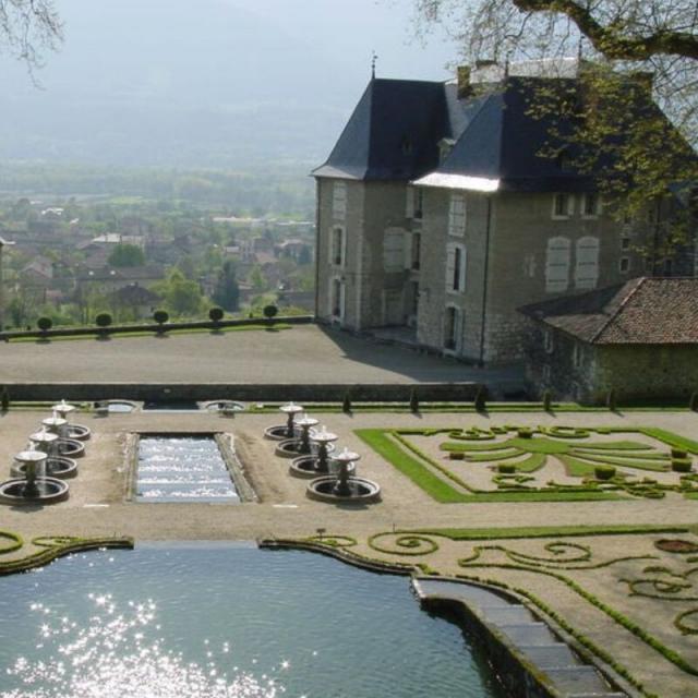 Château Et Jardins Du Touvet, Visite Chartreuse