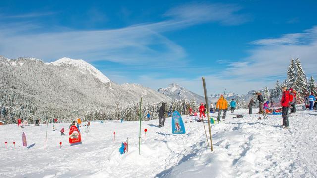 Col De Porte Ski Luge
