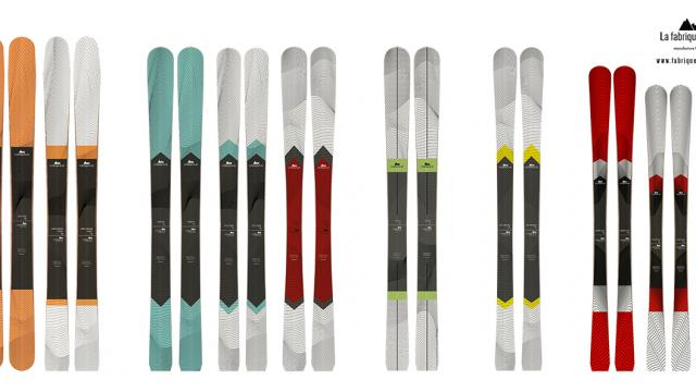 Collection La Fabrique Du Ski