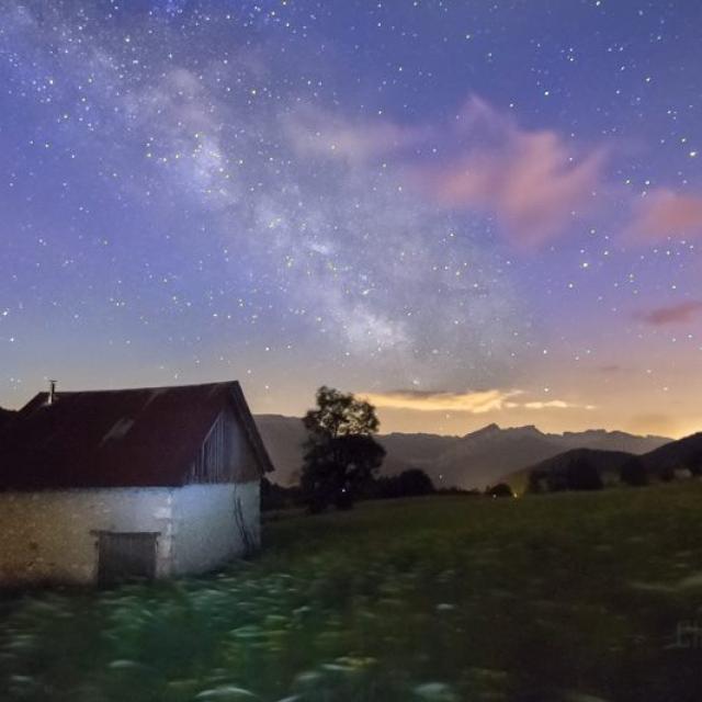 Depuis Desert Entremont ©christophe Millers