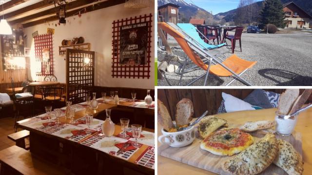 Etape Suivante Restaurant Saint Pierre Chartreuse