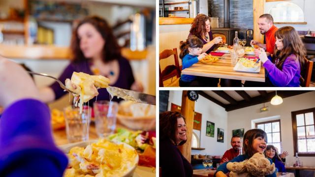 Grange Aux Loups Restaurant