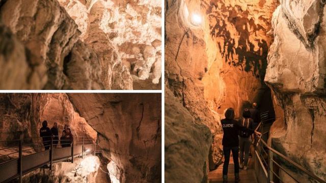 Grotte Supérieure De