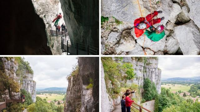 Grotte Supérieure De Saint Christophe