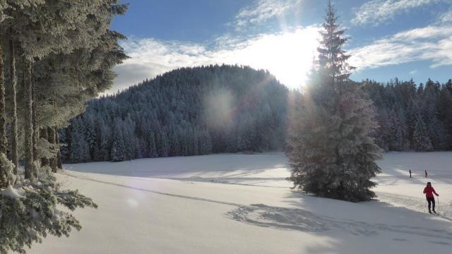 La Ruchere Ski Nordique