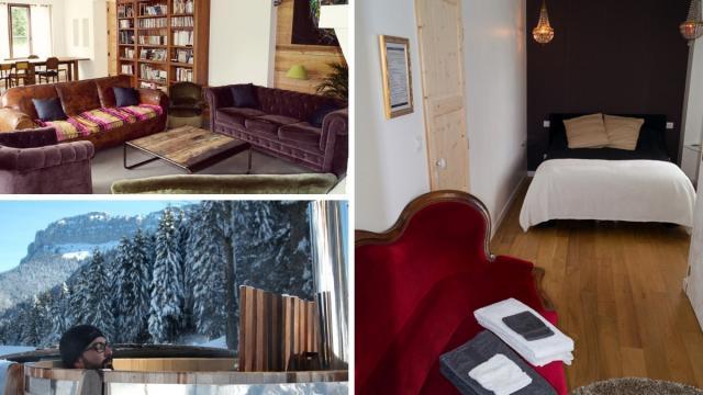 Chambre D'hôtes Les Ateliers Du Cucheron St Pierre Chartreuse