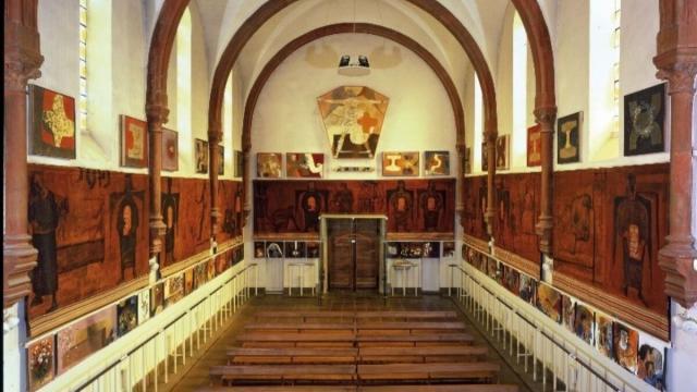 Visite Chartreuse, Musée Arcabas