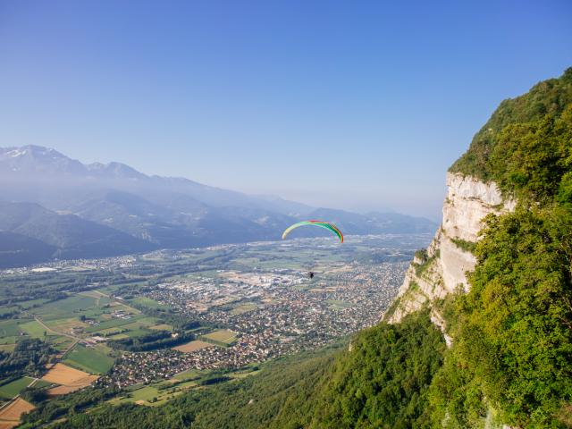 Spots Parapente Près De Grenoble
