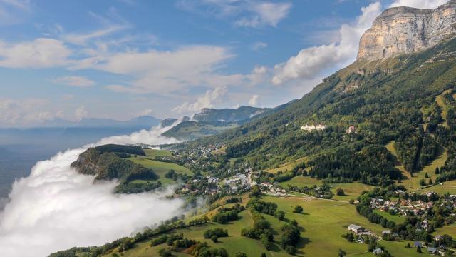 Plateau Des Petites Roches