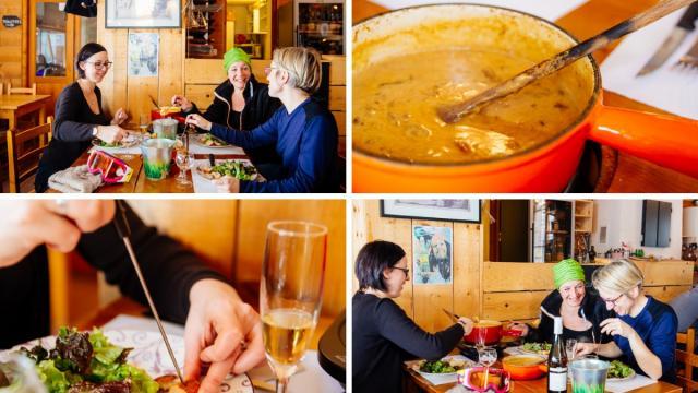 Restaurant La Cabine Saint Pierre Chartreuse
