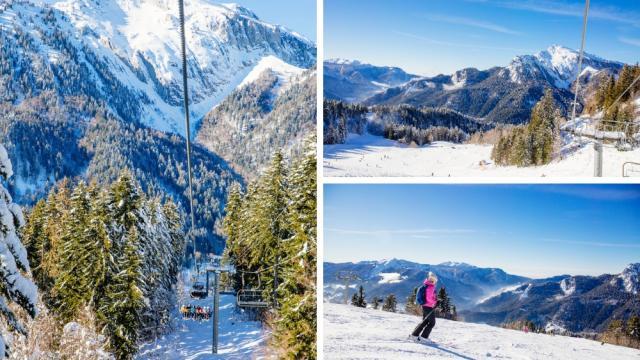 Ski Alpin En Chartreuse St Pierre Chartreuse Le Planolet