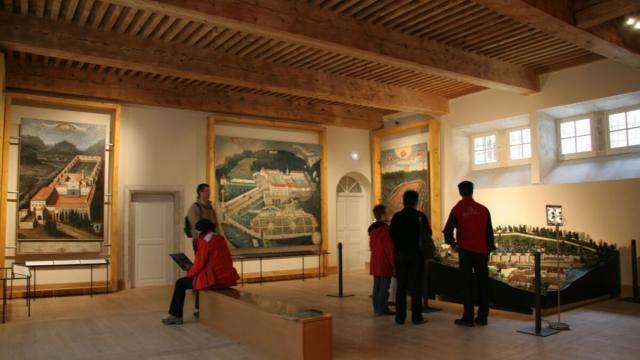 Salle Musée De La Grande Chartreuse