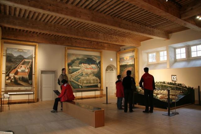 Salle Musee Grande Chartreuse Museedelagrandechartreuse