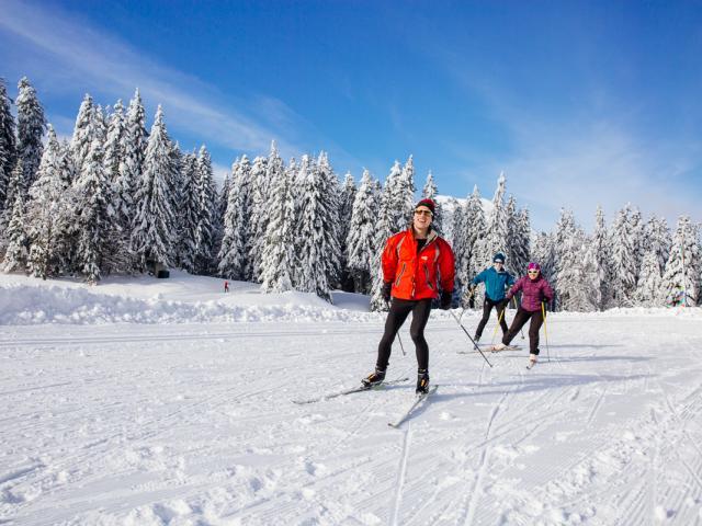 Ski De Fond Chartreuse