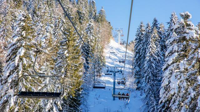 Station Ski St Pierre Chartreuse