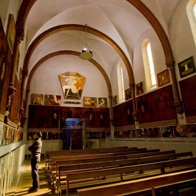 Eglise et Art SacrŽ ˆ St Hugues de Chartreuse