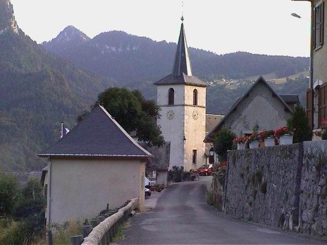 Village de Corbel