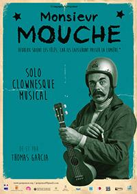 Mr Mouche au Zygomatic Festival 2017