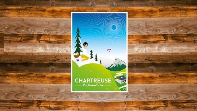 Inscrustation Carte Charmantsom