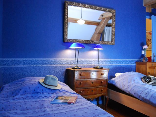 Ancienne Ecole Du Villard Exterieur Chambre Bleue