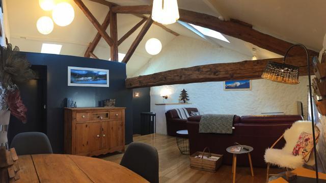 Gite 3 Cascades Salon