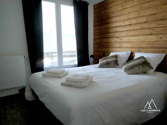 Residence 3 Sommets Chambre