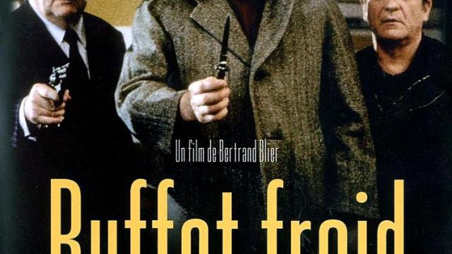 Affiche Film Buffet Froid