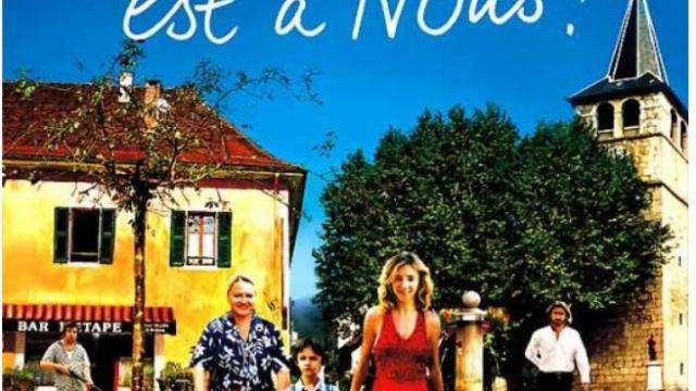 Affiche Film La Vie Est A Nous