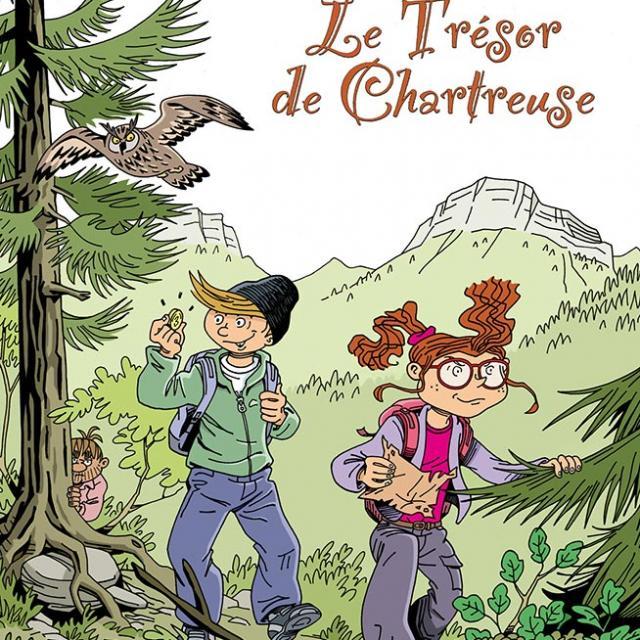 Couv Le Tresor De Chartreuse