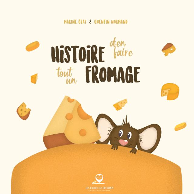 Histoires Den Faire Un Fromage Couv
