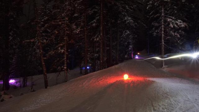Noctunres Ski Defond