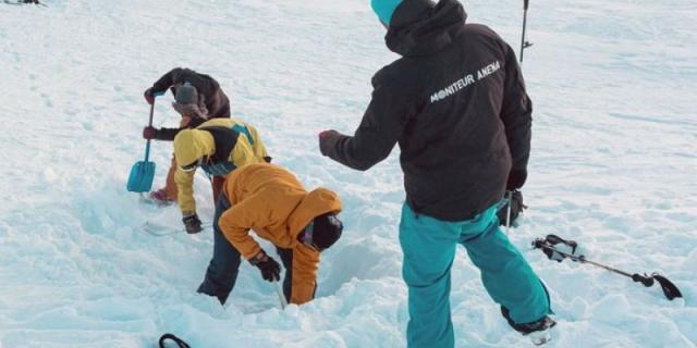 Sauvetage En Avalanche Niveau 2