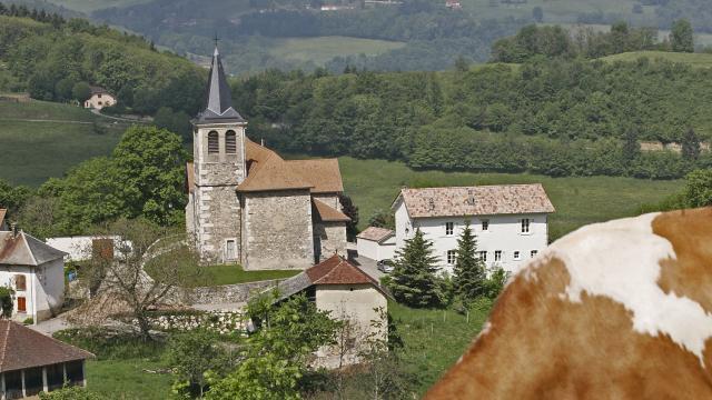Village de Merlas
