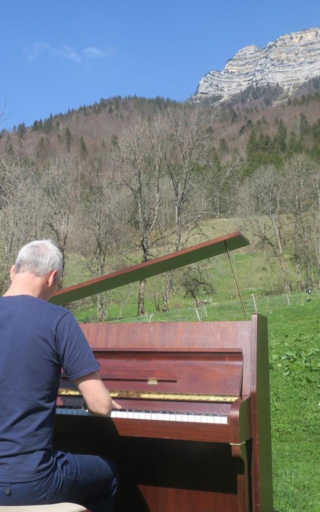 Rando Piano Oreille Du Lynx