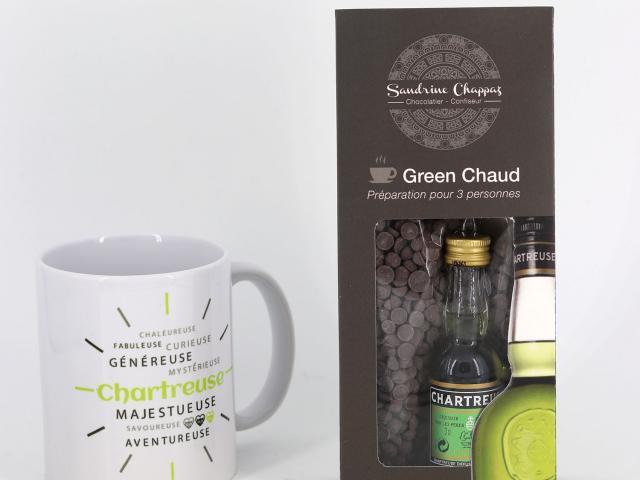 Kit Green Chaud