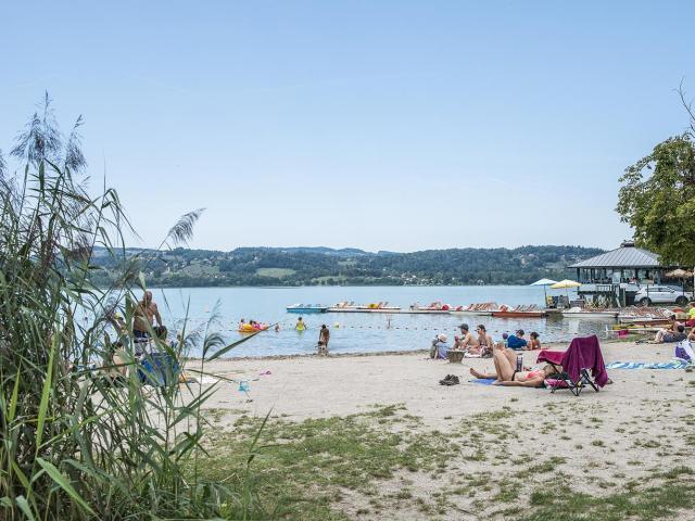 Plage Aiguebelette Le Lac