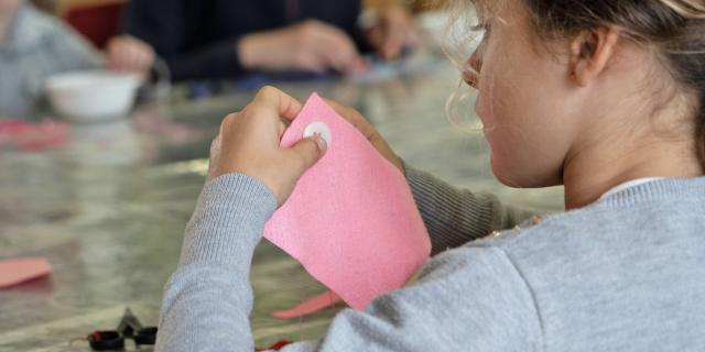 Atelier Couture Enfant Samh