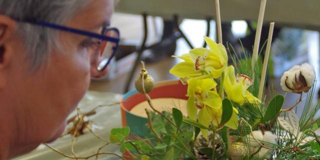 Atelier Fleur Adulte