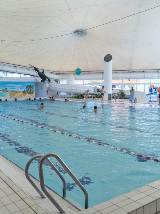 Bassin Int Centre Aquatique